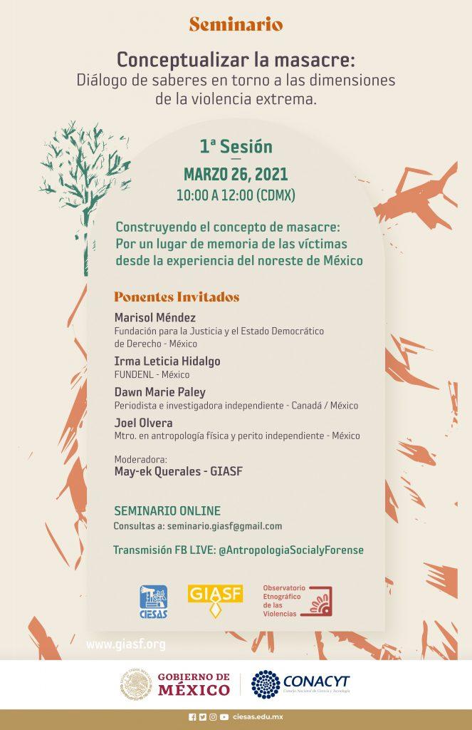Cartel Seminario GIASF