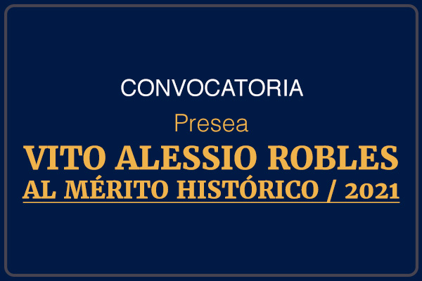 Presea Vito Alessio Robles