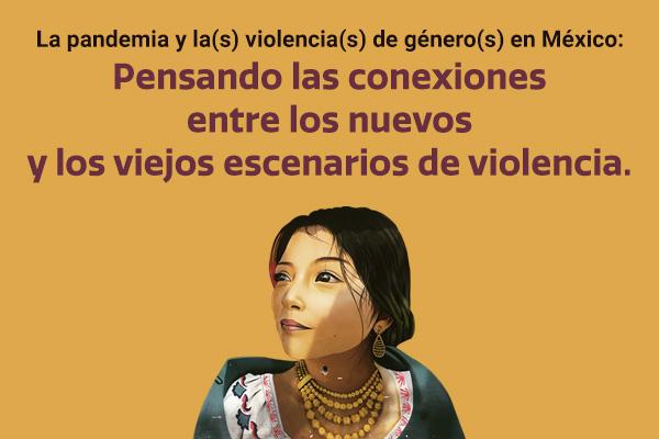 Banner La pandemia y las violencias de género