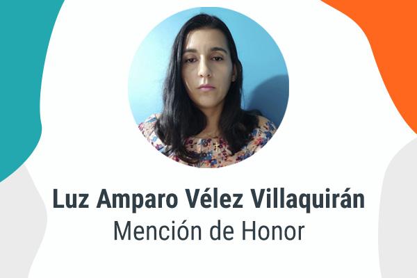 Entrevista a Luz Amparo Vélez Villaquirán