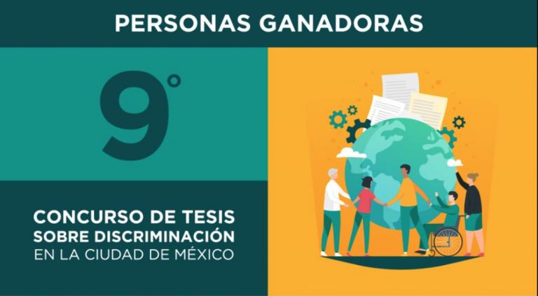 Banners 9o Concurso de Tesisi sobre Discriminación