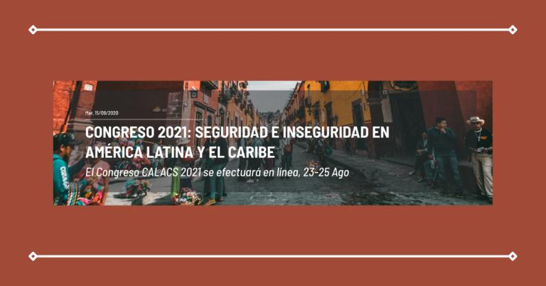 Congreso CALACS 2021