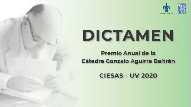 Dictamen Premio Gonzalo Aguirre 2020